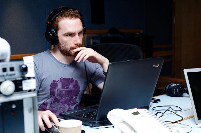 Adam Hanley Script Programmer