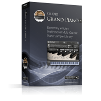 Studio Grand Piano LE box