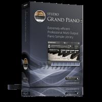 Studio Grand Piano LE box