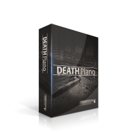 Death Piano Product Box