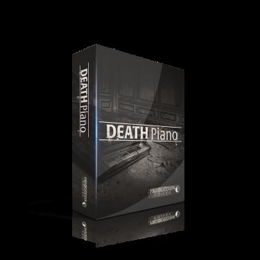 Death Piano Product Box